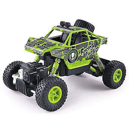 Green Rock Crawler: Toys and Games
